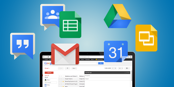 Advantages Of Using Google Mail For Your Business Email